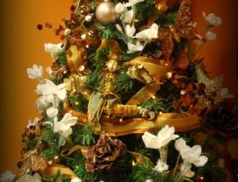Alquiler de arboles de navidad para empresas