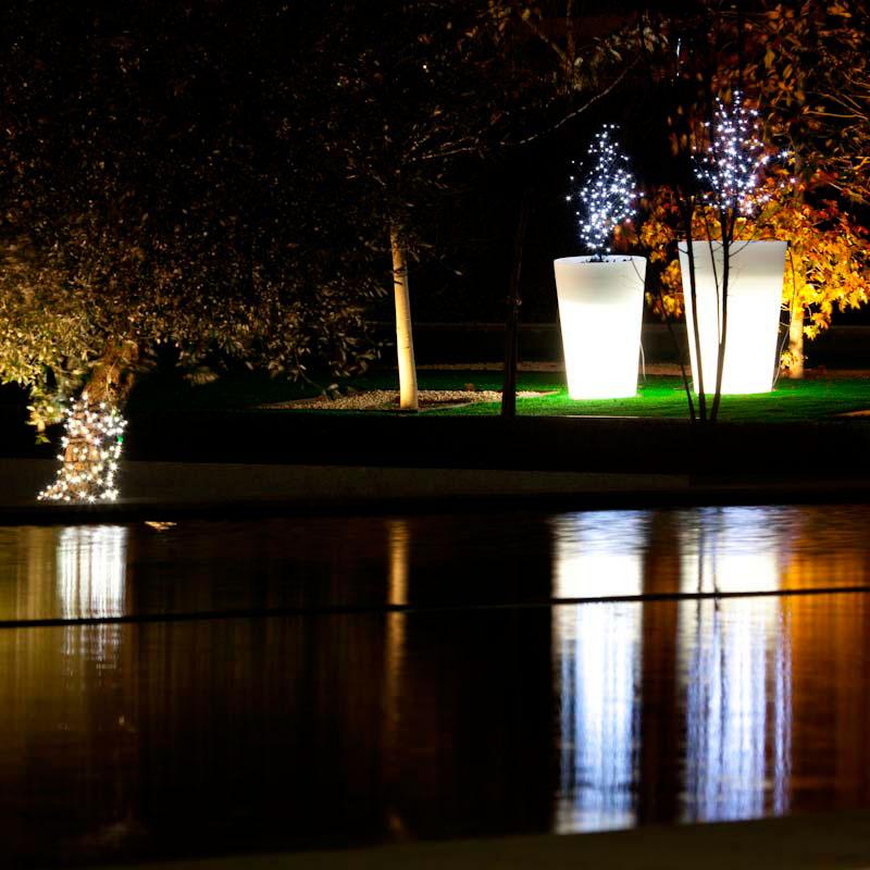 Alquiler de luces de navidad alquiler iluminaci n - Adornos navidad exterior ...