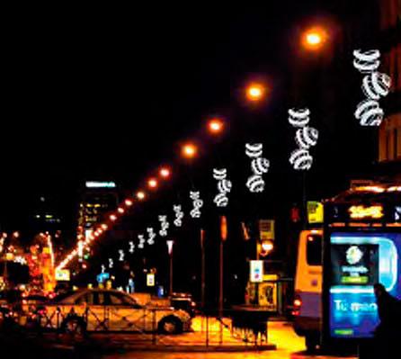 Alquiler de luces de navidad alquiler iluminaci n - Iluminacion exterior navidad ...