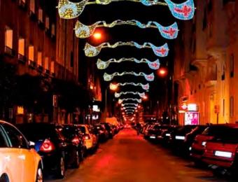 alquila tu iluminacion navidad