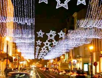 alquiler de adornos navidad madrid