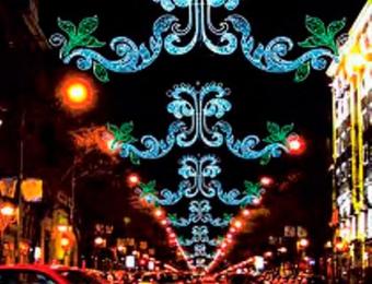 luces de navidad alquiler