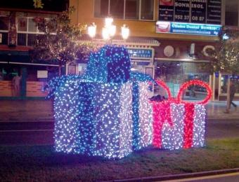luces de navidad madrid