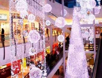 trabajos de luces navidad