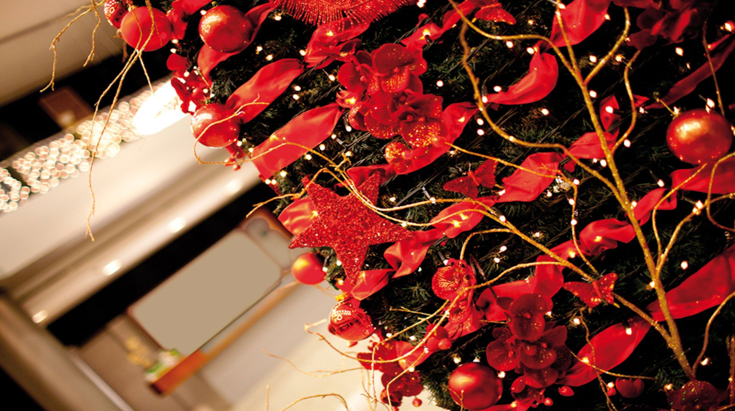 alquiler y decoracion de navidad para empresas